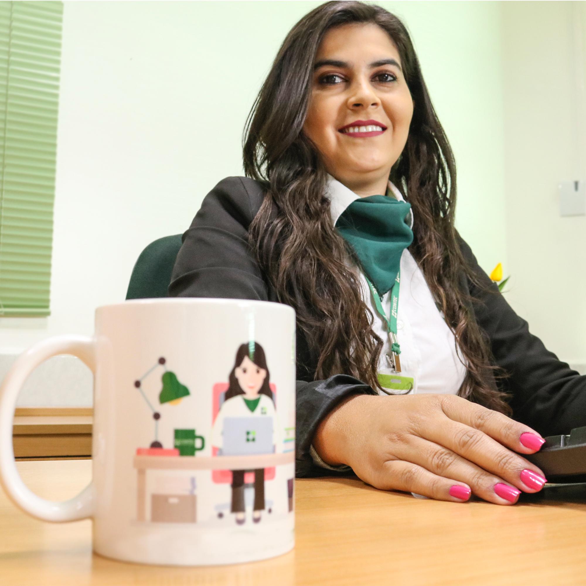 Polianne Nascimento Auxiliar Tributário - Contabilidade em Ceres - Goiás | Contec Gestão Contábil e Empresarial